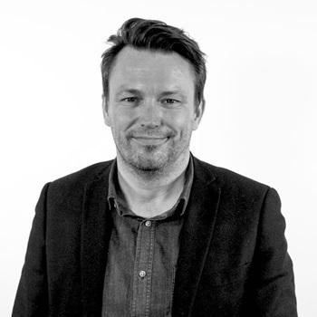 Portrait of Nicolai Winch Kristensen